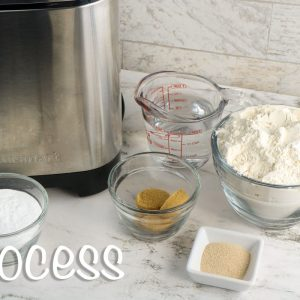 Bread Machine Pretzels