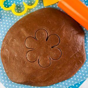 Edible Chocolate Playdough