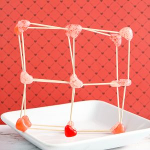 Heart Jelly Bean Structures