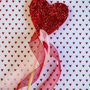 Heart Wands