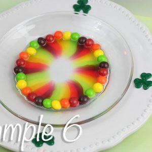 Skittles Rainbow Science