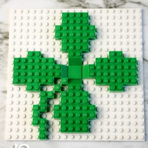 LEGO Shamrock