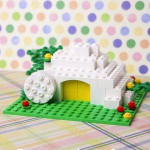 Lego Tomb