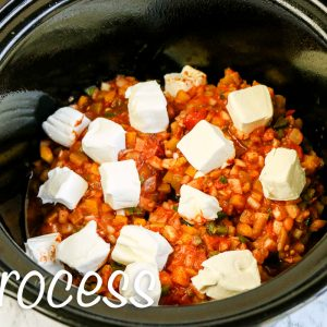 Creamy Slow Cooker Mexican Chicken Low Carb