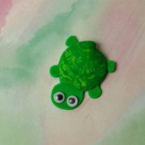 Seashell Sea Turtle