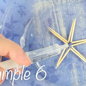 Stem Magic Star Experiment
