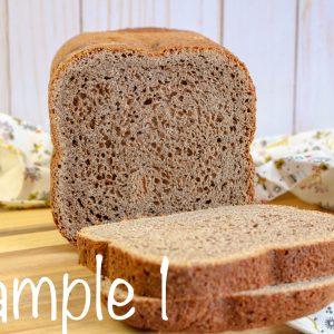 Bread Machine Outback Honey Wheat Bread