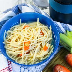 Double Noodle Soup