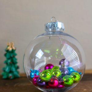 Christmas Balls Ornament