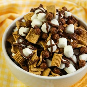 S'mores Cereal Snack Mix