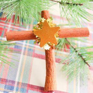 Cinnamon Stick Cross